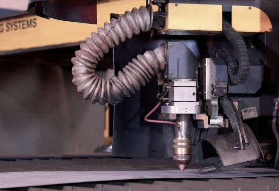 Máquina de corte por plasma
